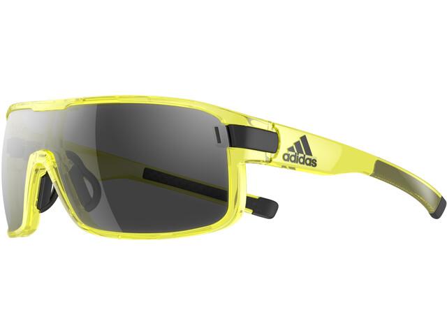 adidas Zonyk L Cykelbriller gul/grå (2019) | Briller